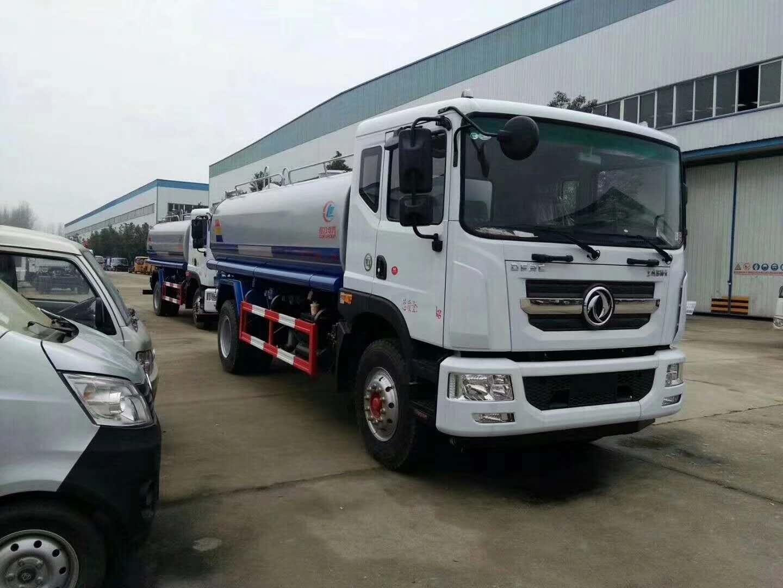 东风多利卡D9车型正宗国五12吨14吨洒水车