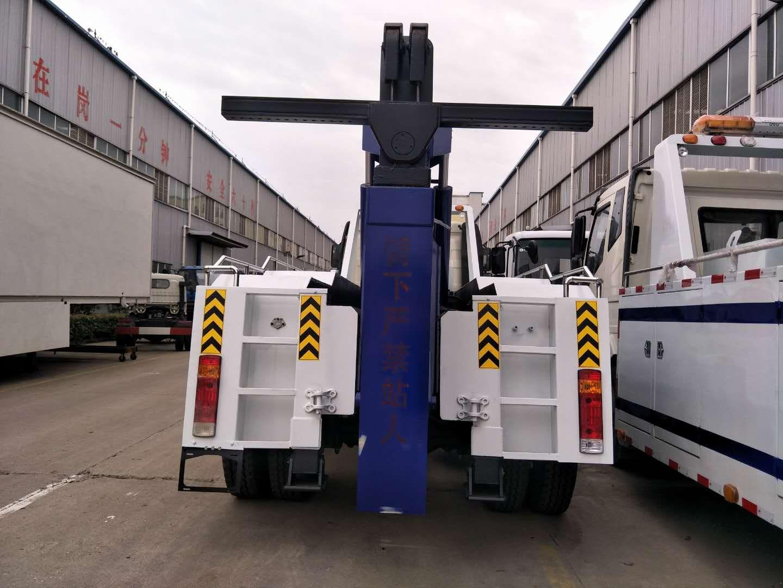 15-16吨上装解放清障车 (3)