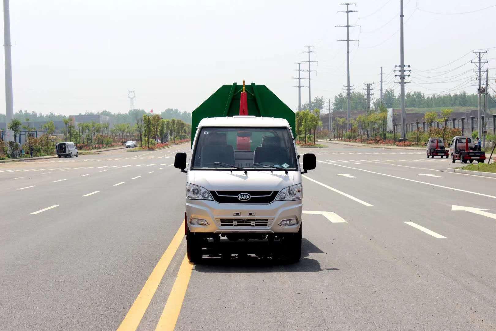 凯马2560国四汽油3方勾臂整车