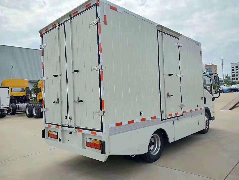新能源大运电动冷藏车