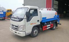 福田2600洒水车(3方)现货供应