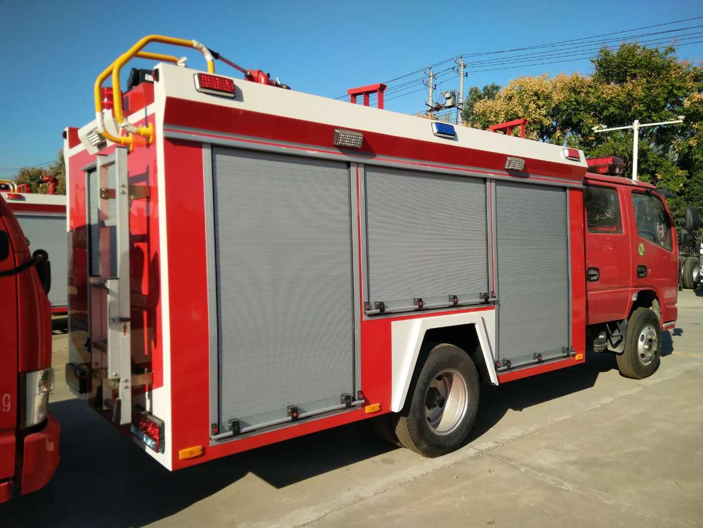 东风凯普特k6水罐消防车图片