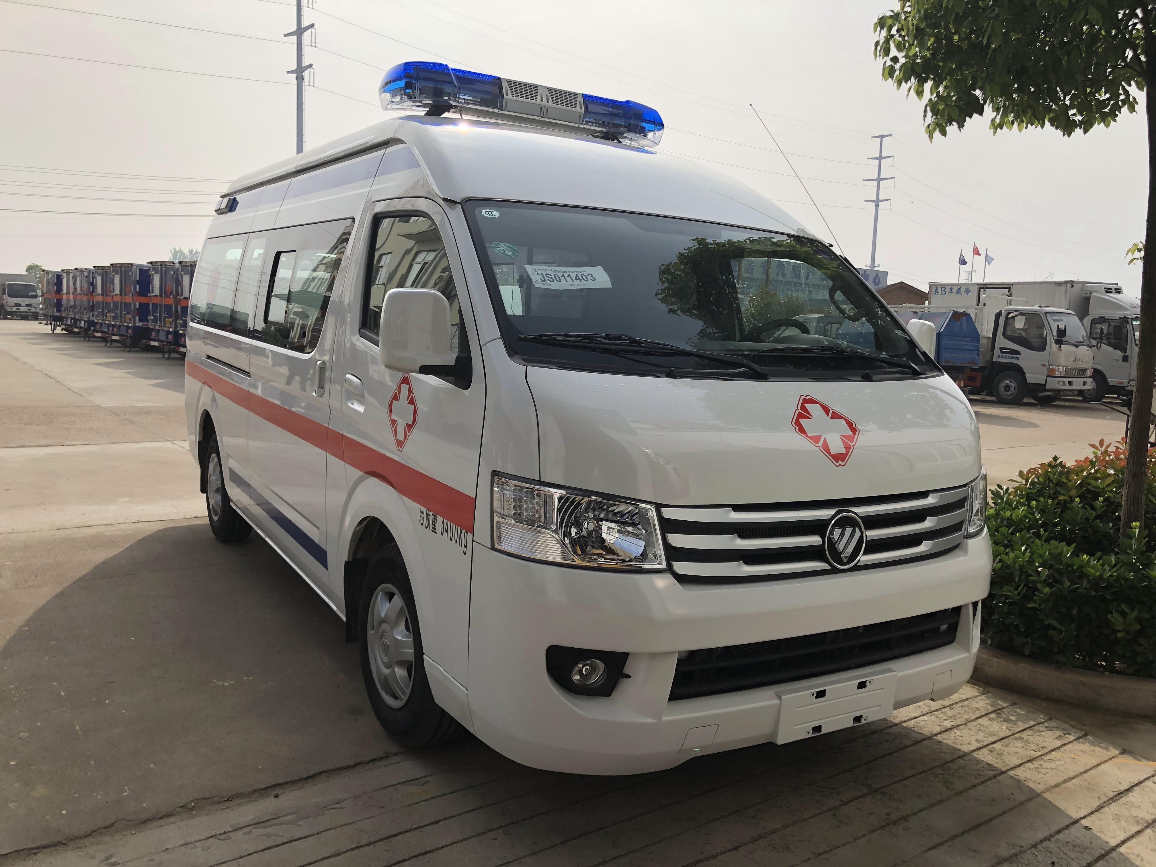 福田G9救護車 (16)