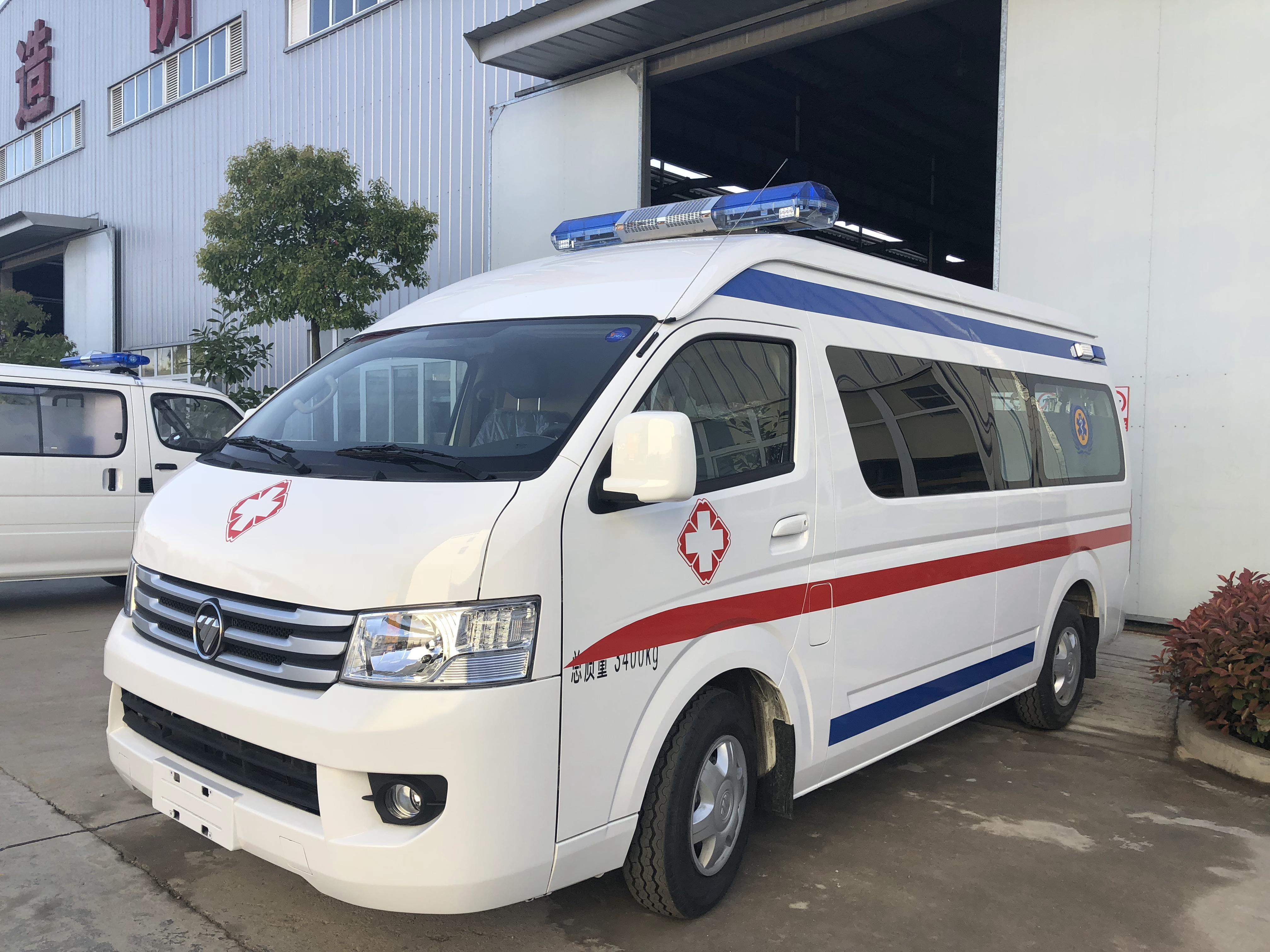 福田G9救護車 (8)