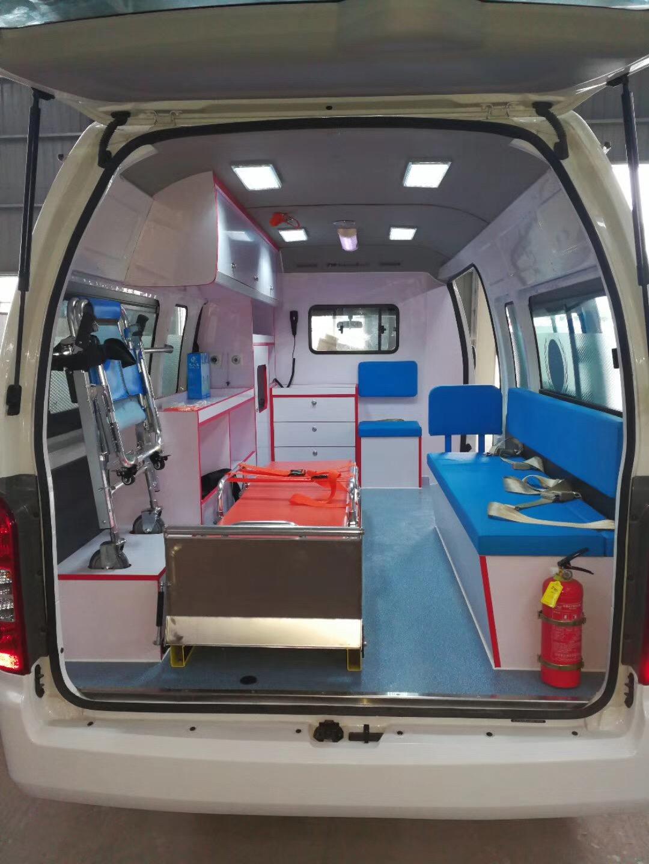 福田G9救護車 (7)