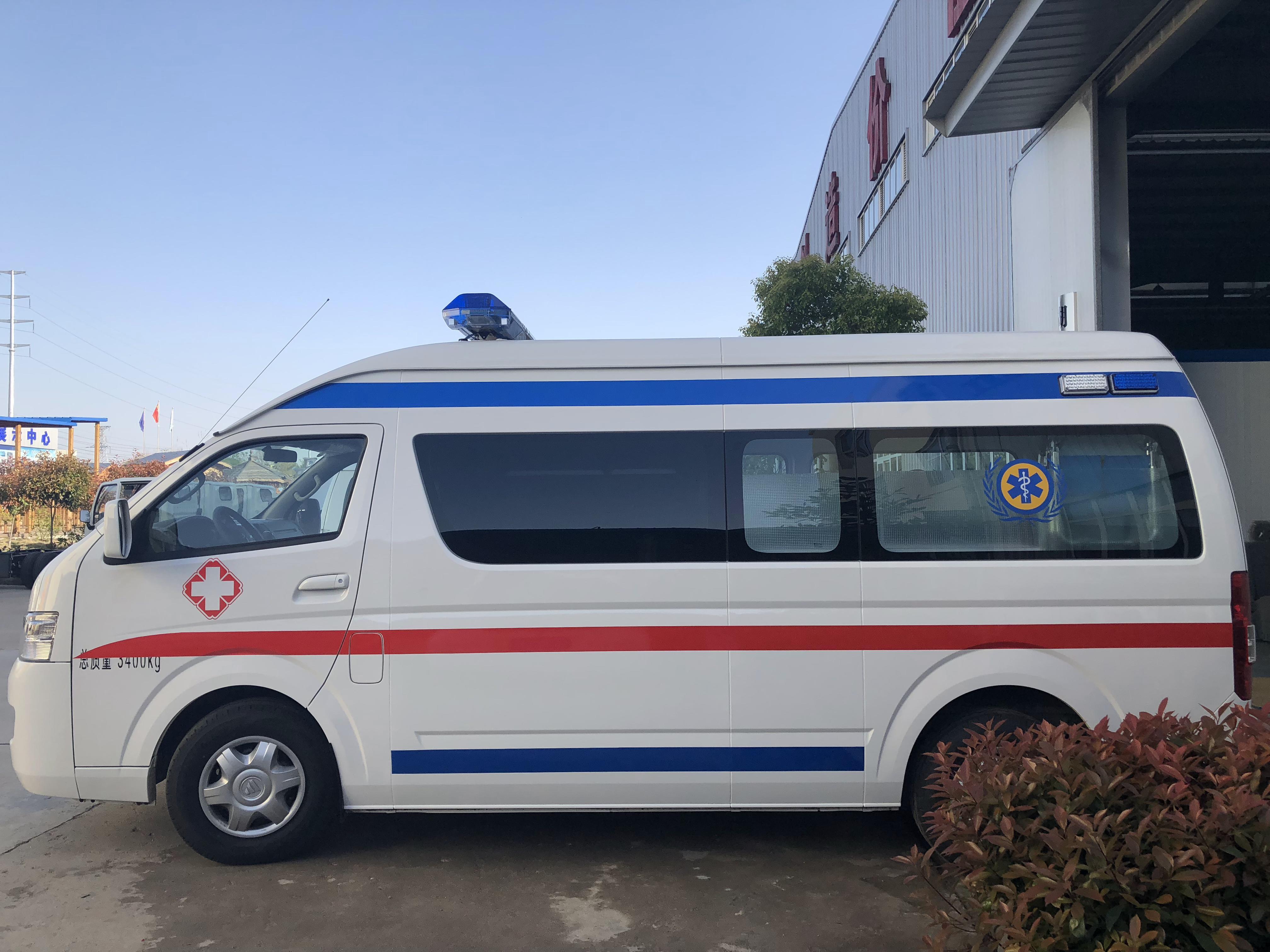 福田G9救護車 (9)