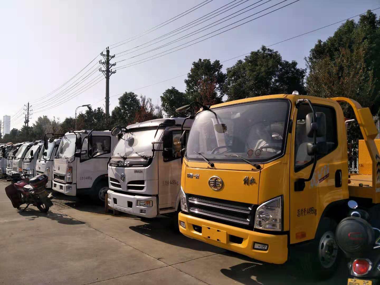 甘肃天水13吨解放J6重型清障车厂家价格仅29.88万