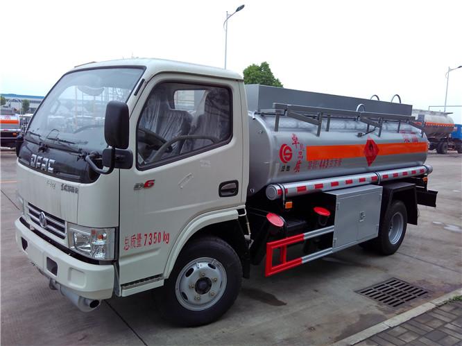 東風小多利卡4.43方(實際5方)柴油加油車(不超重)圖片
