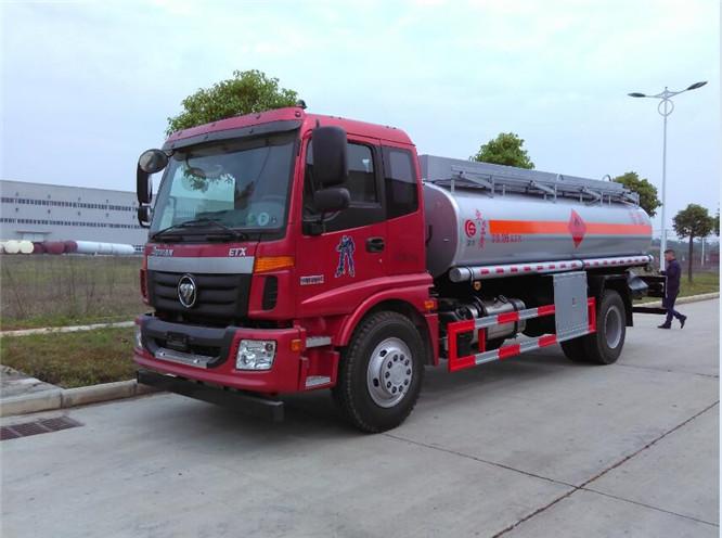 福田10.5方流动加油车