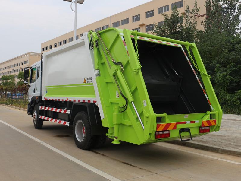 YZR5180ZYSE压缩式垃圾车图片