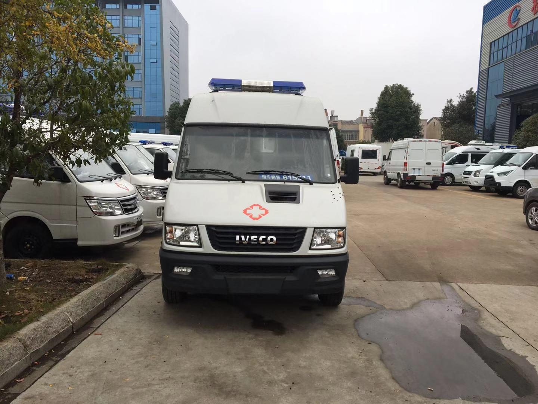 CLW5040XJHNJ5救护车
