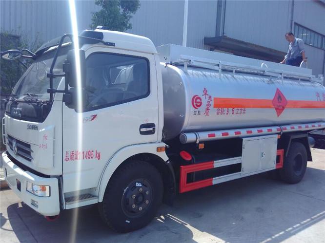 东风大多利卡9.5方(实际9.8方)汽油加油车