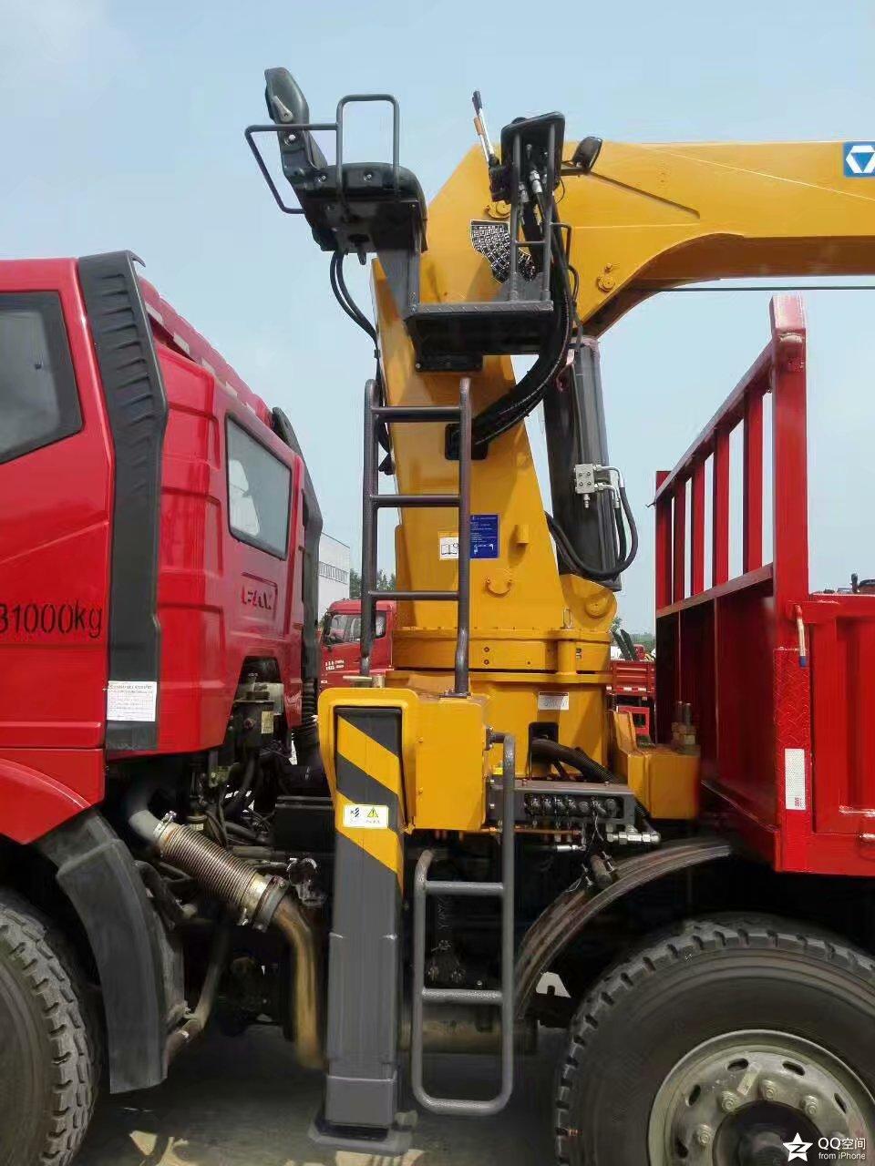 徐工12吨随车吊 (3)
