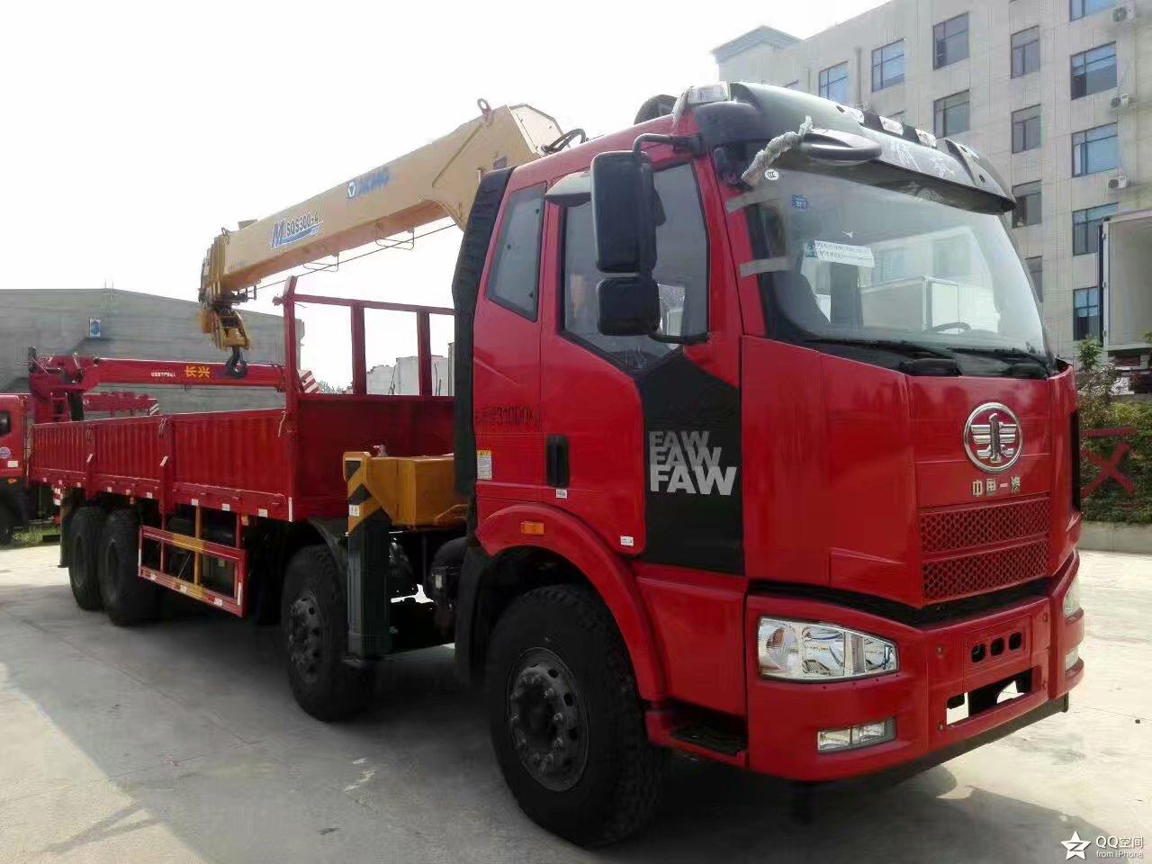 徐工12吨随车吊 (4)