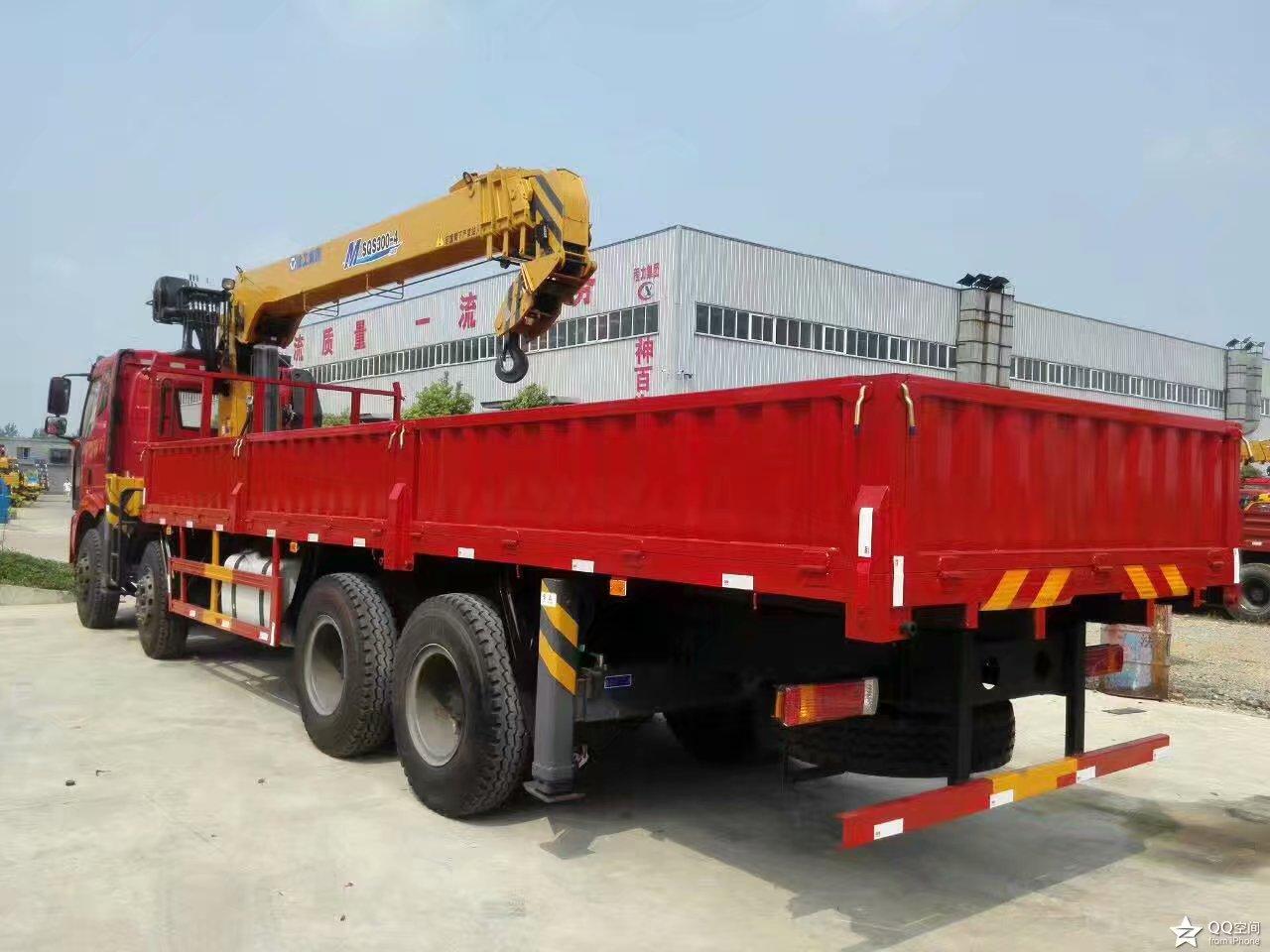 徐工12吨随车吊 (1)