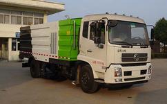 东风天锦10吨吸尘车价格厂价直销及怎样延长吸尘车的使用寿命