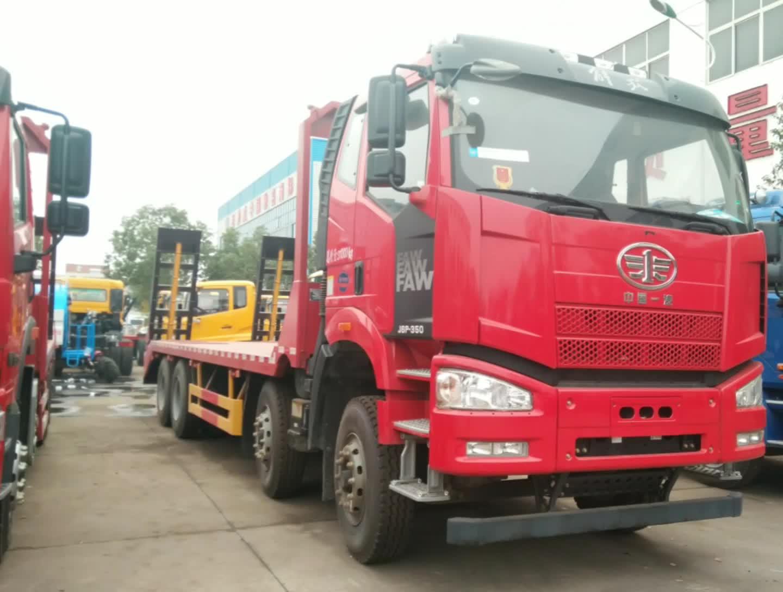 中国一汽解放J6P-350平板车