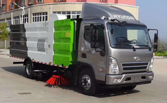 山东济南洗扫车的功能特点和保养