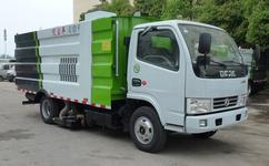 东风多利卡吸尘车配置与保养及驾驶要求