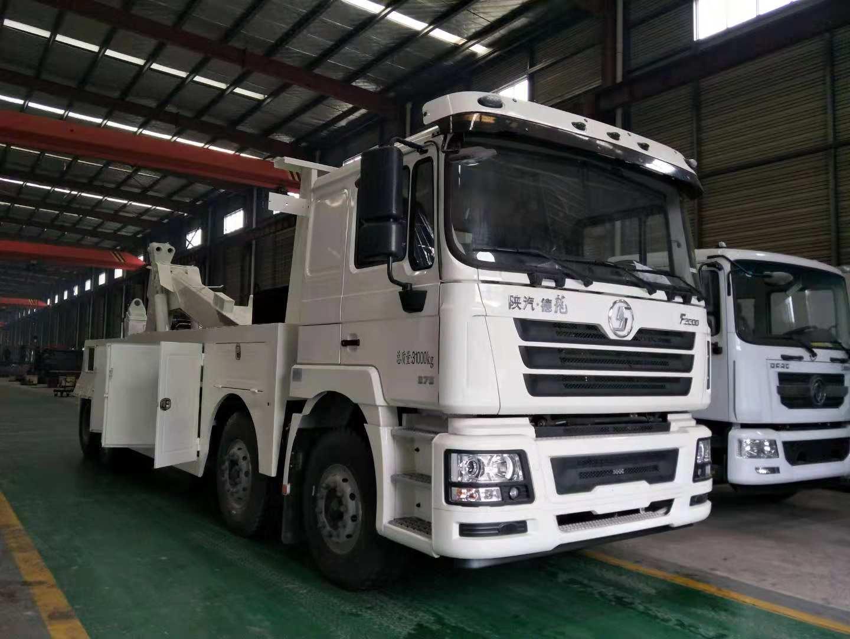 20吨30吨甘肃武夷解放重型清障车厂家直销仅43万起