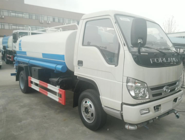 福田洒水车