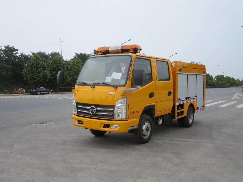 凯马小型工程救险车图片