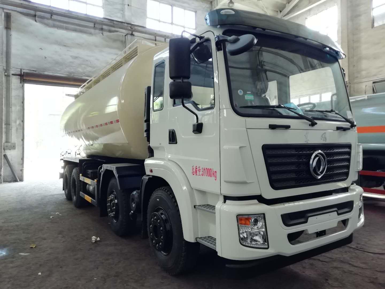 东风轻量化散装水泥车厂家价格仅需33.8万