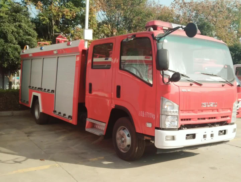 消防车视频|水罐消防车|泡沫消防车视频