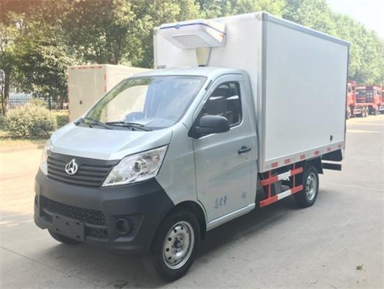 長安2.7米冷藏車