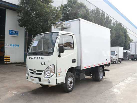 跃进小福星3.2米小型冷藏车