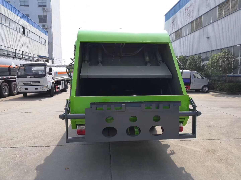 YZR5080ZYSE压缩式垃圾车图片