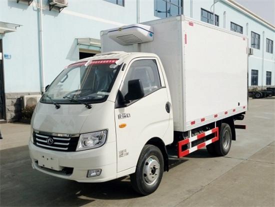 福田康瑞KQ1冷藏車