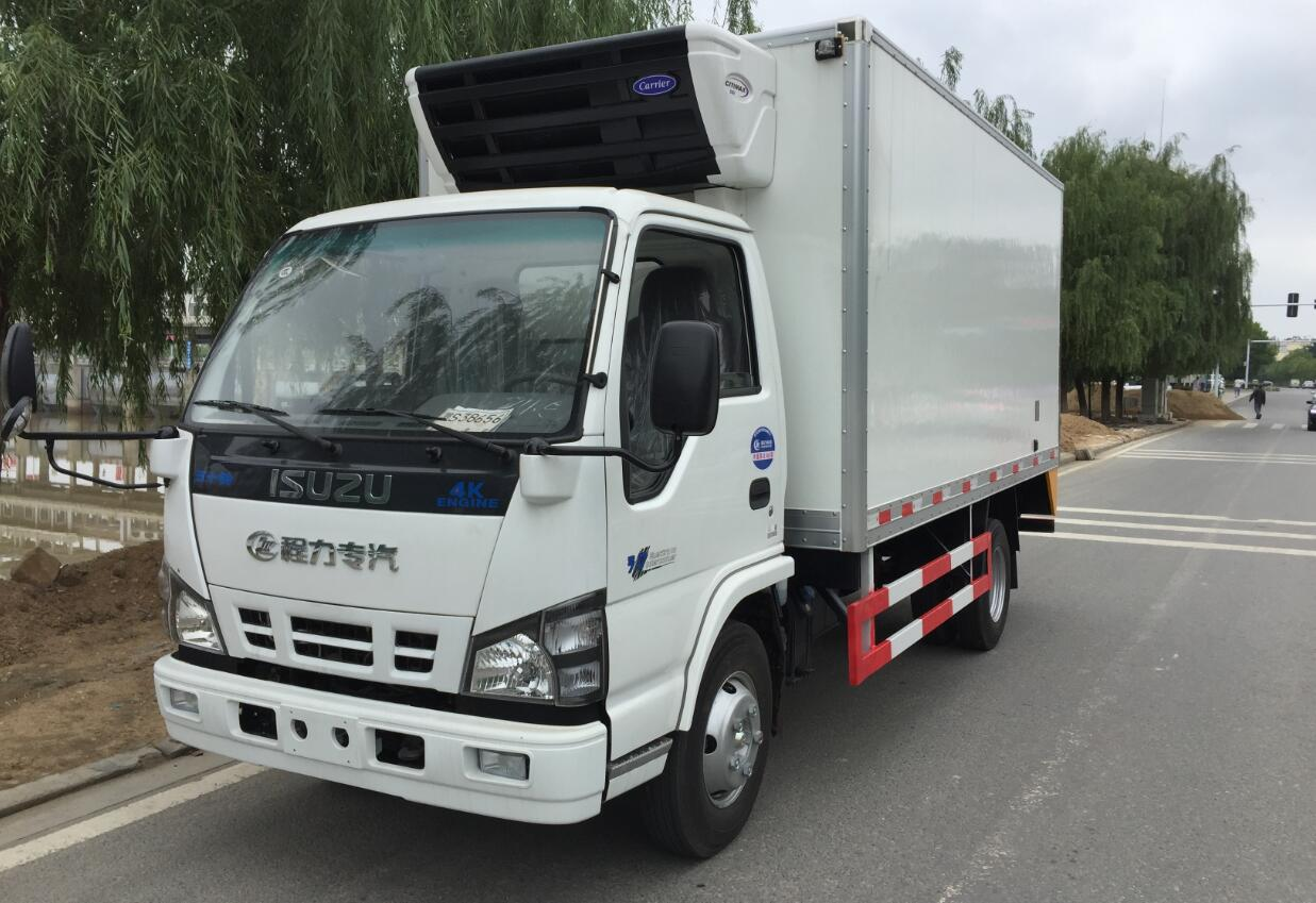 五十鈴600P冷藏車(國5)