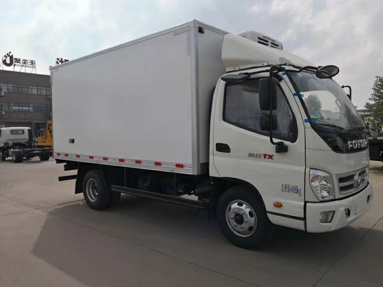 福田歐馬可4米1冷藏車(國5)