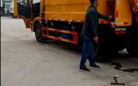 清洗吸污车高压清洗效果视频视频