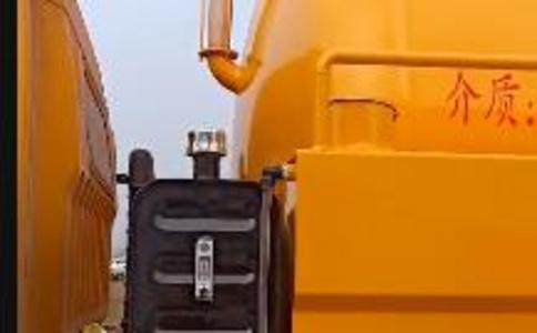 清洗吸污车的工作效率视频视频