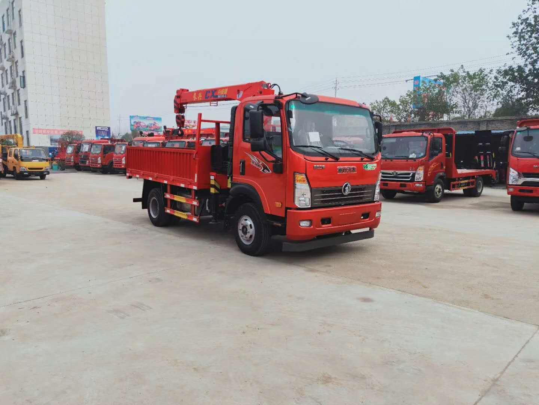 中国重汽随车吊