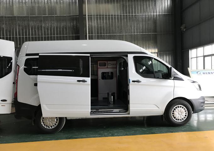 体检公卫车