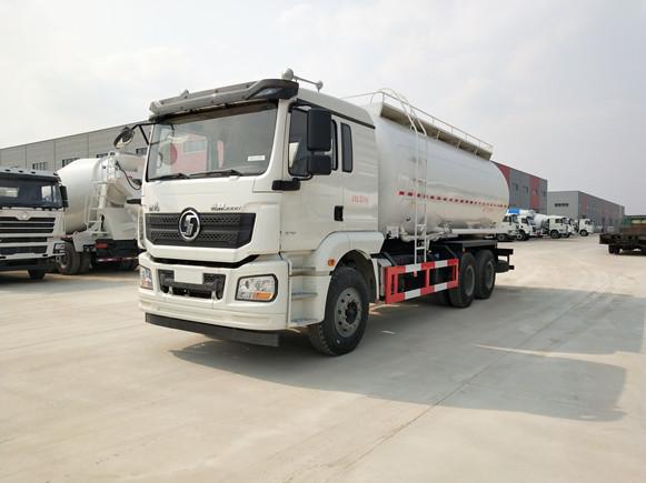陕汽德龙M3000砂浆运输车
