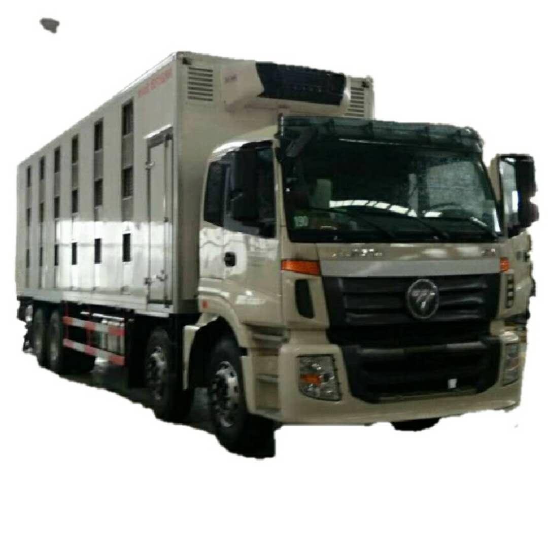 大型生猪调运猪贩运输专用车