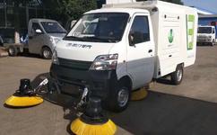 小型扫路车厂家生产的功能多质量第一
