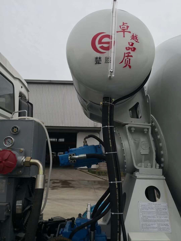 肇庆市陕汽德龙广东10方12方不超重混凝土搅拌车厂家价格