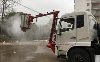 东风天锦宏宇牌隧道清洗车图片
