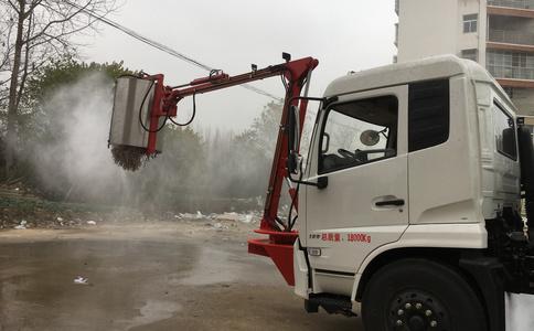 天锦隧道专用清洗车