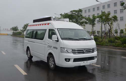 福田G9公共卫生流动体检车