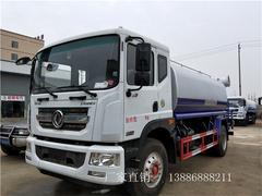 12吨东风多利卡D9系列绿化洒水车带雾泡机-湖北龙昕厂家直销