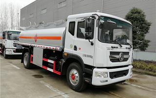 东风多利卡D9 13方汽油柴油煤油运输车|运油车|油罐车图片