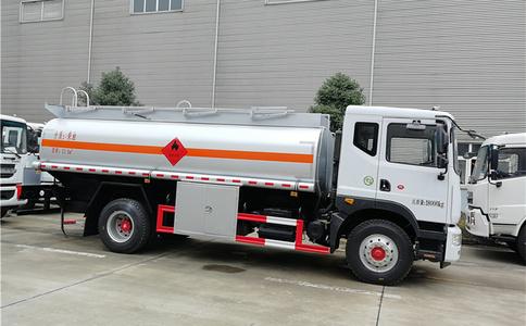 东风多利卡D9 13方槽车可运输汽油|柴油|煤油视频