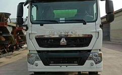 广州重汽豪沃T5G轻量化搅拌车厂家 配置 图片