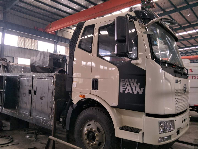 一拖一13吨-16吨解放清障车厂家